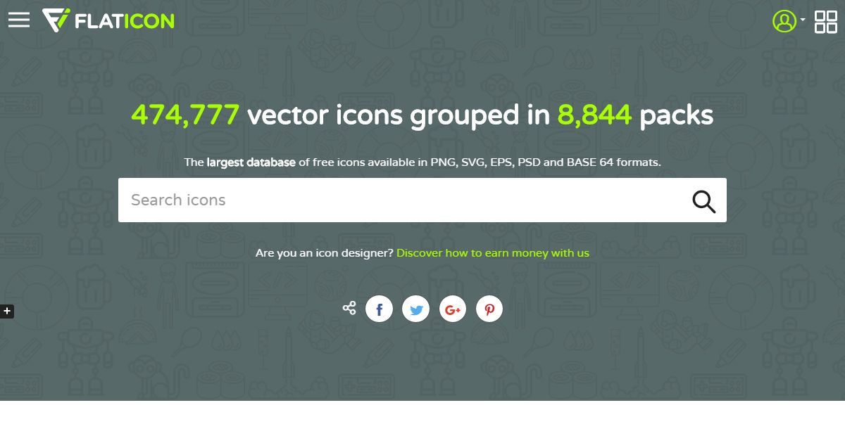 [WEB] Icon Fonts - Flaticon篇